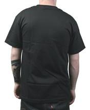 Dissizit! x DMC Mens Black Hard Times Official Run DMC Collaboration T-Shirt NWT image 2