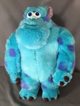 Disney Store Monsters University Sulley Sullivan Plush Doll Soft Toy Ted... - $14.97