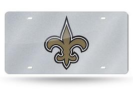 New Orleans Saints NFL Football License Plate Auto Tag Vanity Plate - $27.99