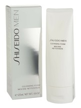 NWT !!! Shiseido Men Cleansing Foam OR SHAVING CREAM - $19.99