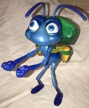 "1998 DISNEY'S BUGS LIFE ACTION FIGURE OF TALKING FLICK ANT Antz ants 14""... - $24.74"
