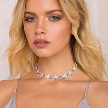Chokers Necklace Statement Jewelry luxury Maxi Necklaces - $16.99
