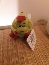 "Bugs Life Heimlich Caterpillar Character Beanie 8"" Plush Animal Disney S... - $7.87"