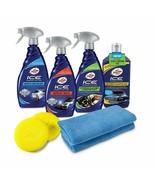 Turtle Wax 50733 Complete Ice Premium Car Care Kit, 8-Piece - $41.34