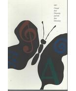 1997 United Arts' Diversity and the Arts Directory,1997 PB-Minnesota Met... - $9.99