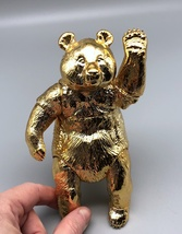 Sofubi Toy Box - Gold Panda (Rare Show Exclusive) image 9