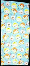 Anna & Elsa Tsum Tsum Frozen Cartoon Blue Color 34 X 76 Cm Cotton Easy Use Towel - $9.99