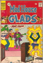 Mad House Glads Comic Book #75, Archie 1970 VERY GOOD+ - $5.24