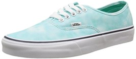 New Vans Authentic Tie Dye Turquoise Skate Shoes Mens 3.5 Womens 5 Nib - $51.41