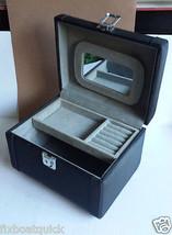 """Travel Jewelry case organizer black (9"""" x 6.5"""" ... - $19.39"""