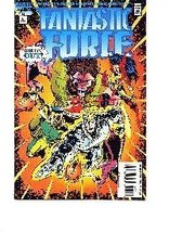 Fantastic Force #6 [Comic] [Jan 01, 1996] Marvel - $3.91