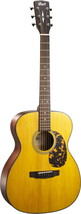 Cort Luce Series L300VNAT Acoustic Guitar, Natural with Vintage Looks - $465.29