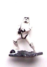 "2006 Hasbro Star Wars Mini Storm Trooper 2"" Act... - $2.99"