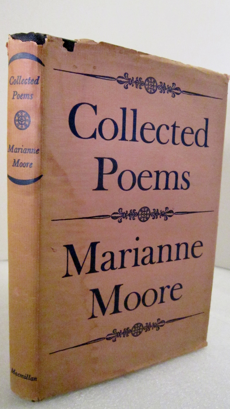 Collected poems 1952 marianne moore  1930s 1940s poetry 01