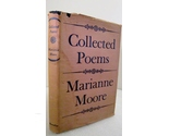 Collected poems 1952 marianne moore  1930s 1940s poetry 01 thumb155 crop