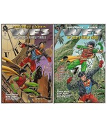 DC World's Finest Three Lot Books One & Two Robin & Superboy  - $7.95