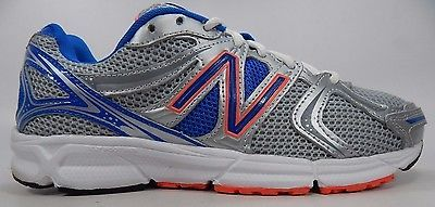 New Balance 490 V2 Women's Running Shoes Size US 7 M (B) EU 37.5 Silver W490SBL2