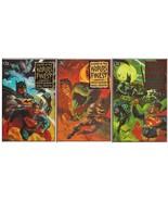 DC Legends Of The World's Finest GN Lot Books One-Three Batman Superman - $9.95
