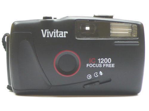 vivitar ic 1200 focus free camera