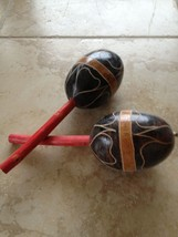 set of 2 maracas from Cartagena - $48.99