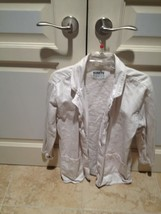 Womans white blazer by ignite size large - $38.99