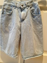 denim shorts by lee boys size 16 reg - $19.99