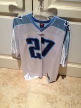 Titans Jersey 27 George Size XL by Nike Team - $48.99
