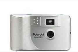 Polaroid Photomax Fun 320 0.1 Mp Digital Camera - Silver Beautiful! Condition - $89.99