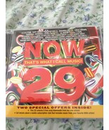 Now, Vol. 29 by Various Artists (CD, Nov-2008, Capitol/EMI Records) - $16.98