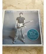 Heavier Things by John Mayer (Adult Alternative) (CD - $16.98