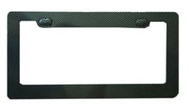 Carbon Fiber License Plate Frame - $15.59