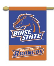"Boise State - 28"" x 40"" 2-sided NCAA Banner - $33.60"