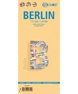 Berlin - Laminated Borch City Map - $11.94