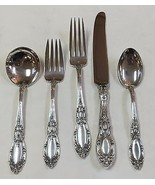 1932 TOWLE Sterling Silver KING RICHARD 5-Piece... - $335.61