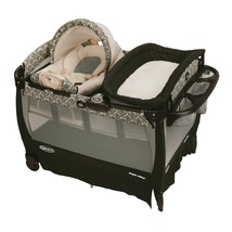 Pack N Play Playard Changer Napper Portable Playpen Baby Graco Rocking S... - $308.99