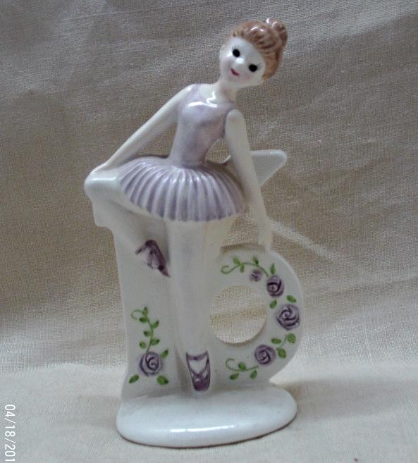 Vintage NORCREST Age 16 Ballerina Figurine and 32 similar items