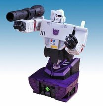 Sdcc 2009 Exclusive Transformers G1 Animated Megatron Bust by Megaman - $48.04