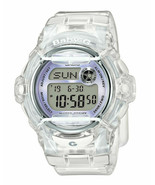 Casio BABY-G BG169R-7E Whale Series  Clear Lavender Resin Women's Watch - $59.40