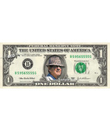 BEAR BRYANT - Real Dollar Bill Cash Money Collectible Memorabilia Celebr... - $8.88