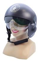 Jet Pilot Helmet, Fancy Dress Hat, Accessory #CA - $30.64