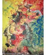 "ORIGINAL 24x36 African American Canvas Reproduction""Praise"" -: rdoward f... - $226.71"