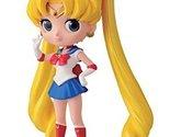 Banpresto Sailor Moon 2.8-Inch Sailor Moon Figure, Q Posket Petit Volume 1