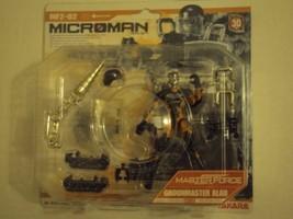 Microman Master Force Grounmaster Alan - $25.47