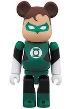 Medicom DC Super Powers: Green Lantern Bearbrick SDCC 2014 Edition Actio... - $15.61