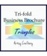 Business Brochure, PDF File, Print In B&W/Color... - $25.00