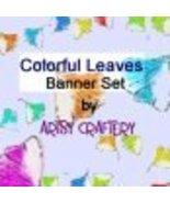 Banner Set Web Set Handmades Shop Header - $9.25