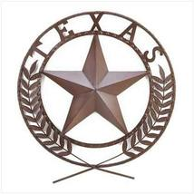 Texas Star Wall Plaque - $44.87