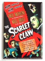The Scarlet Claw FRIDGE MAGNET (2.5 x 3.5 inche... - $7.95