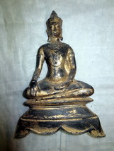 Very Rare! So Big Holy Phra Chai Ayuttaya Samkha Statue Thai Buddha Amulets - $99.99