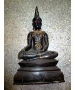 VERY RARE! SO BIG HOLY PHRA CHAI GNANG TADAENG STATUE KHMER THAI BUDDHA ... - $699.99
